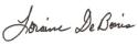 debonis_loraine_signature